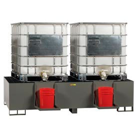 Little Giant® IBC Spill Control Stations