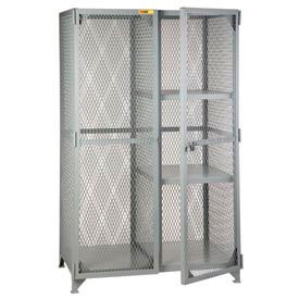 Little Giant® All-Welded Ventilated Combination Lockers