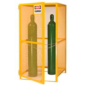 Little Giant® Gas Cylinder Cabinets
