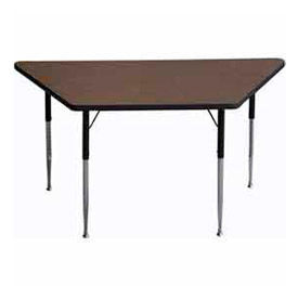 Allied -  Trapezoid Activity Tables With Standard & Juvenile Height