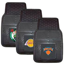 NBA Logo Car Mats