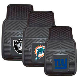 NFL Logo Car Mats