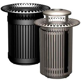 Petersen Manufacturing Metal Waste Receptacles