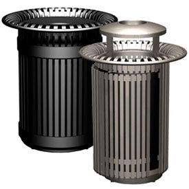 Metal Waste Receptacles