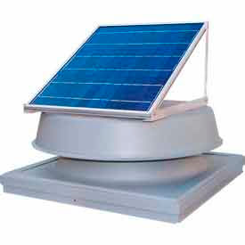 Natural Light Energy Systems® Solar Attic Ventilation Systems