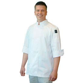Knife & Steel Chef Jackets