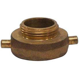 Brass Hydrant Adapters