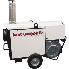 Heat Wagon Indirect Fired Ductable Heaters