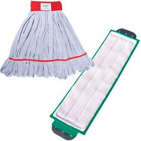 Unger® Microfiber Wet & Damp Mopping