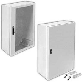 NEMA 4 Electrical Enclosures with Window