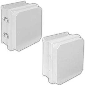 Waterproof/Corrosion Resistant Electrical Enclosures with No Window