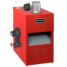 HydroTherm Gas Fired Boilers Gravity Vented