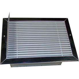 Recessed Floor Heaters