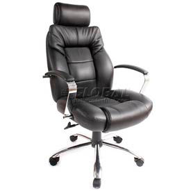 Commodore II™ Big & Tall Leather Executive Chair