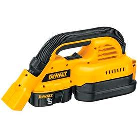 Dewalt Vacuums, Cordless