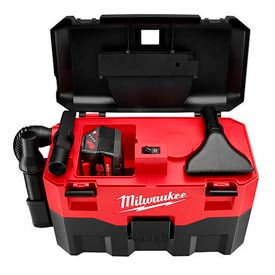 Milwaukee Cordless Wet/Dry Vacuum Cleaners
