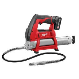 Milwaukee Cordless Grease Gun