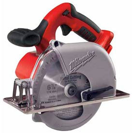Milwaukee Cordless Metal Cutting Saws