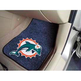 Carpeted Car Mats
