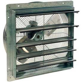 Airmaster Low Pressure Shutter Fans