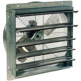 Industrial Exhaust Shutter Fans