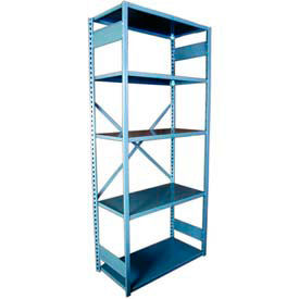 "Equipto 36""W X 12""D X 84"" H Open Shelving Units"