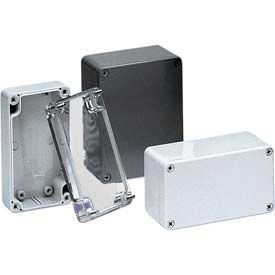 NEMA Polycarbonate and ABS Enclosures (PN-Series)