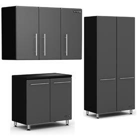 Ulti-MATE Garage Storage Collection - Gray/Black