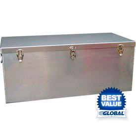 All-Welded Aluminum Storage Containers