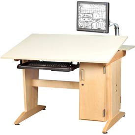 Diversified Woodcrafts -  Drafting/Drawing Table