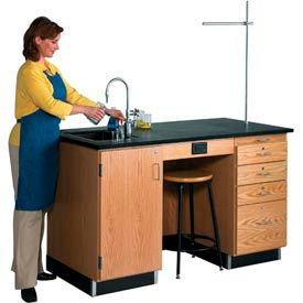 Diversified Woodcrafts -  Instructor's Desk