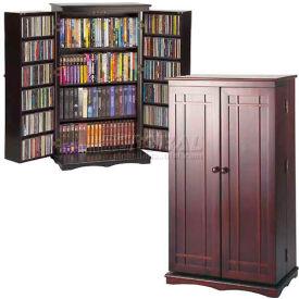 Merveilleux Leslie Dame   Solid Oak Multimedia Storage Cabinets