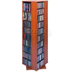 Leslie Dame -  Revolving Four Sided Multimedia Storage Tower