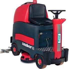 Mastercraft® Sauber Ride-On Scrubbers