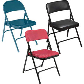 National Public Seating® - Folding Chairs