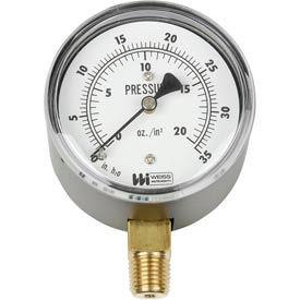 Weiss Low Pressure Diaphragm Gauges