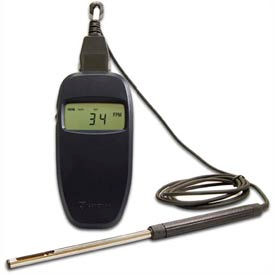 Anemomaster ™ Palm Size Feather Weight Standard Anemometer