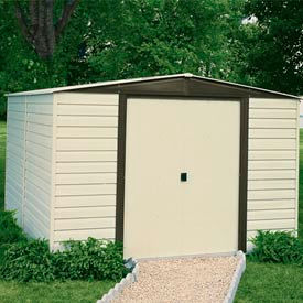Arrow Vinyl Dallas Series Sheds