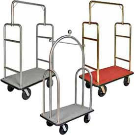 CSL Heavy Duty Bellman Luggage Carts