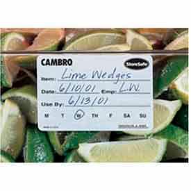 Food Rotation Labels