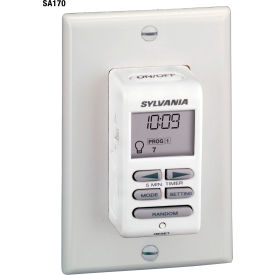 Sylvania In-Wall Timers