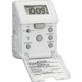 Electronic Lamp and Appliance Timers