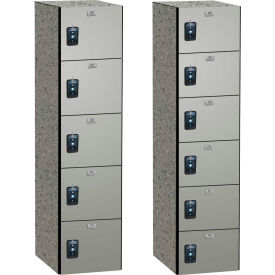 Five & Six Tier Phenolic Locker