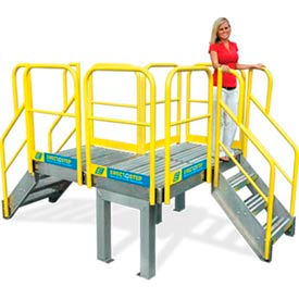 Erectastep - Aluminum Modular Platforms & Stairs