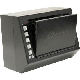 Pistol Boxes With Easy Access Drop Door