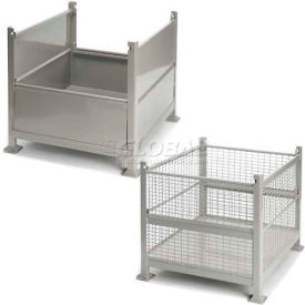 Rigid Steel Containers