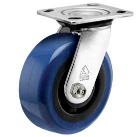 Bassick Prism Stainless Steel Casters