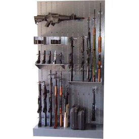 Datum Rifle & Piston Weapons Storage Rack