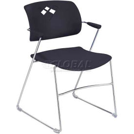 Safco® Veer™ Flex Back Stack Chair