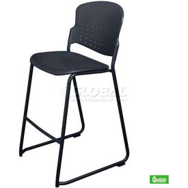 Balt® - Stacking Stool with Contoured Seat and Back